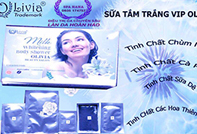 Kem Olivia dưỡng thể siêu trắng da Body Whitening Cream Olivia USA - 2