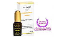 Serum OLIVIA  COLLAGEN TƯƠI collagen nano mask